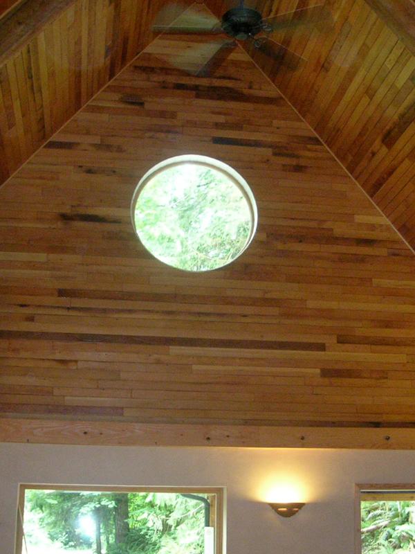 Douglas Fir Ceiling Portfolio