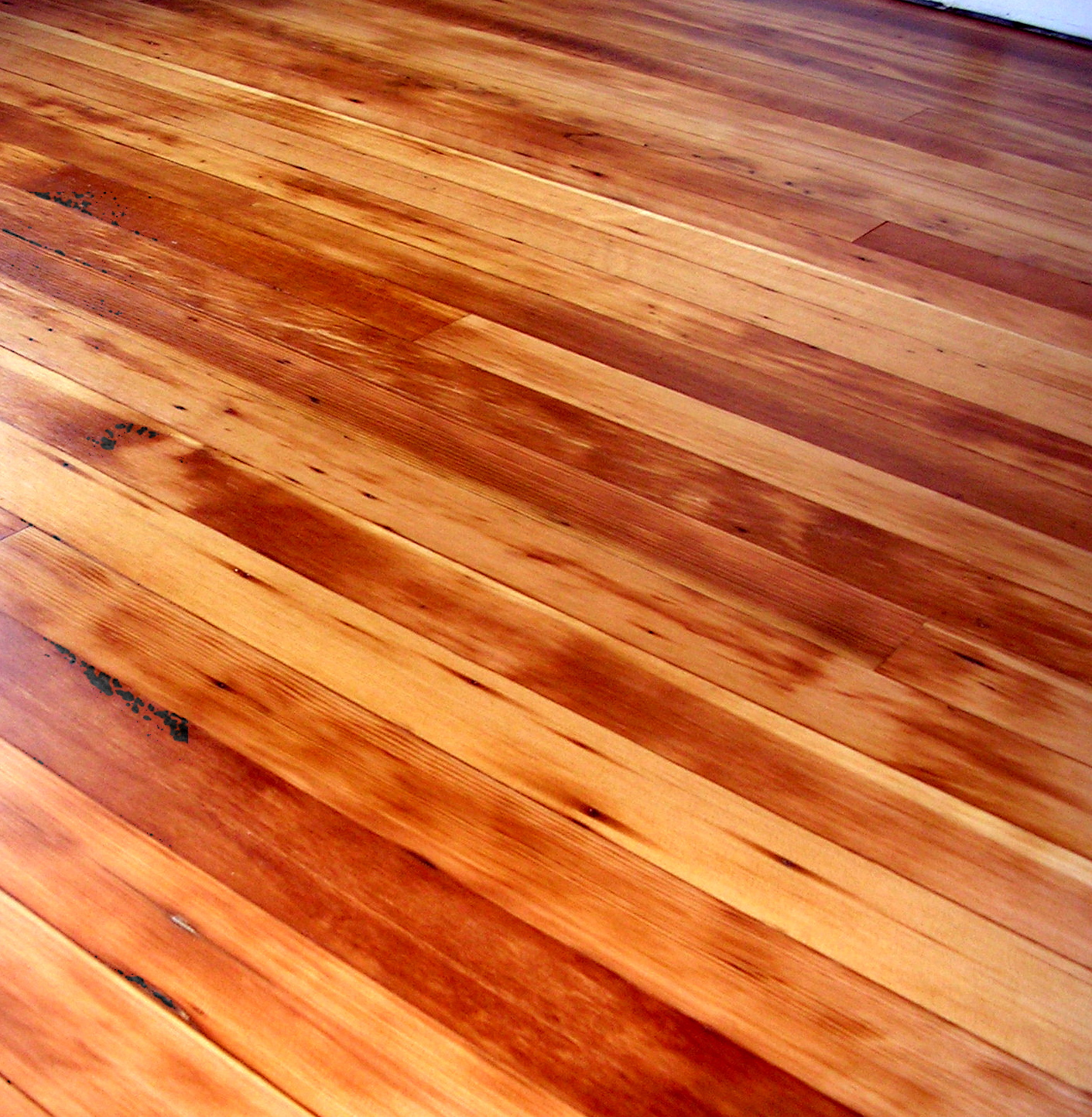 veneers rwv species wood floors fir douglas real flooring fc